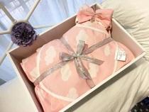 Бурение специальных Джазин 2 слоя Марли новые волокна бамбука облако серии подарочные коробки