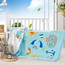 凤凰正品A类拉舍尔毛毯儿童午睡毯子宝宝婴儿秋冬幼儿园夏凉盖毯