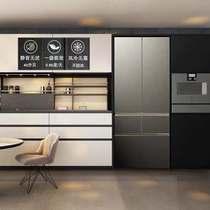 Panasonic free embedded air-cooled refrigerator multi-door refrigerator nanoe deodorization sterilization wide variable temperature