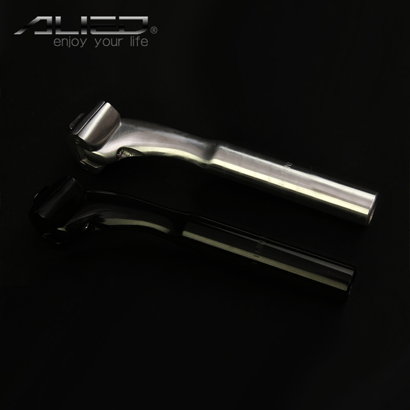Allied genuine dead fly seat tube broken wind 27.2mm rear seat rod aluminum alloy retro knife type bicycle accessories