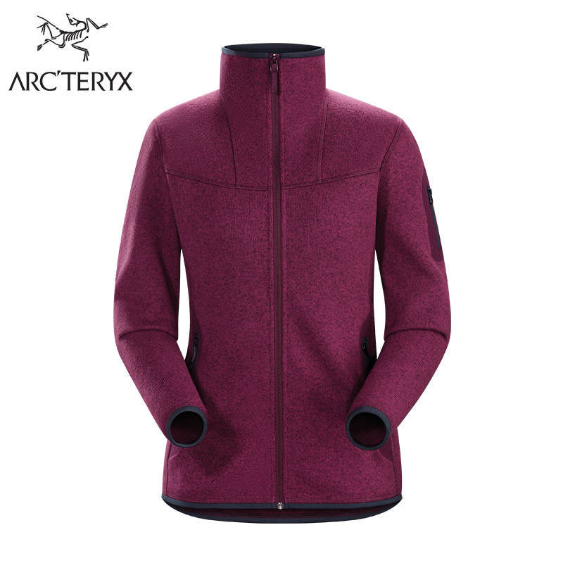 [The goods stop production and no stock][17 new autumn and winter] Arcteryx Archaeopteryx ladies warm fleece jacket Covertigan