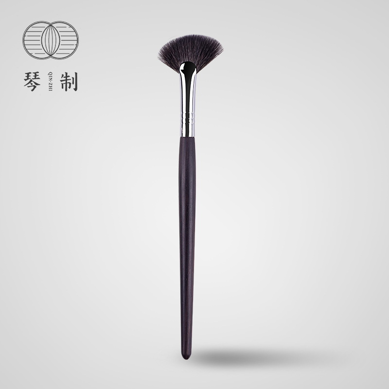 The piano make-up brush G series G090 highlight brush fan-shaped a 峯 wool pure hand-painted brush