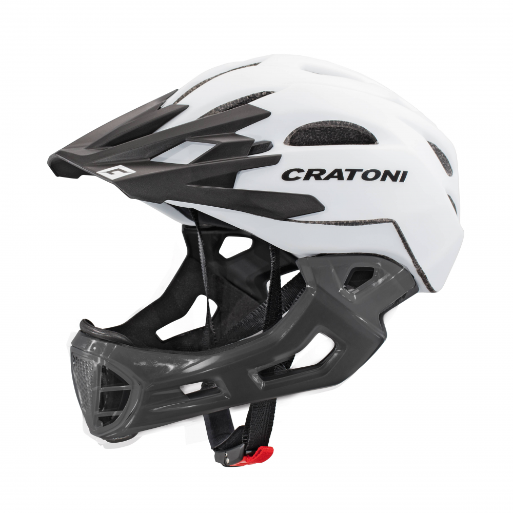 [Spot] Cratoni C-Maniac children's helmet in Germany is suitable for 2-6 year old full helmet