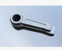 Labor card ld tap plum wrench 24-95mm Knock single-head wrench sleeve wrench HEAVY Wrench