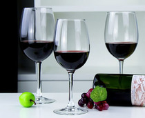 Lead-free crystal cup champagne glass cup Bordeaux red glass grape goblet lead-free Crystal cup wine