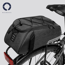 ROSWHEEL Les Xuan Bike Bag Cycling Bag Equipment Pack Back Shelf Pack Mountain Bike Pack Back Seat Tail Pack