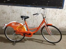 Custom advertising bicycles public bicycles EU CE certification quality qualified