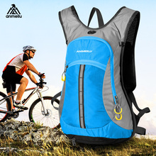 Anmei road cycling backpack men and women road mountain bike backpack waterproof motorcycle riding equipment
