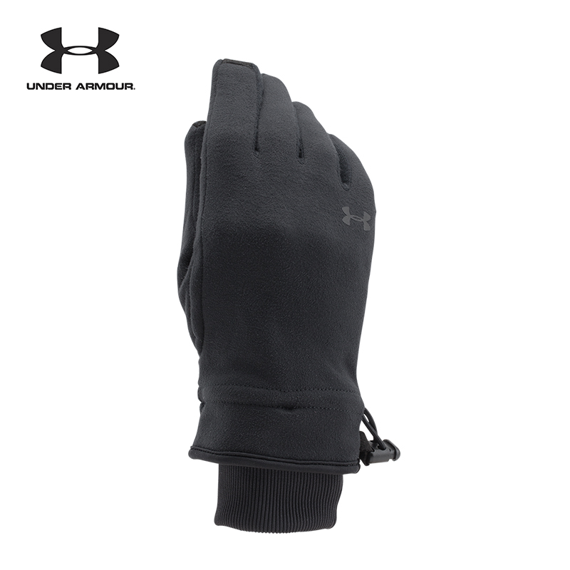 [The goods stop production and no stock][The goods stop production and no stock]Under Armour An Dema UA Women's Elements Fleece Warm gloves-1281897