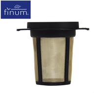 Немецкий finum Finn чай сети 304 нержавеющей стали творческих ленивых людей сделать чай отдельно.