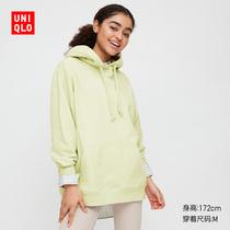 Womens loose hooded sweatshirt (long sleeve) 42706 Uniqlo UNIQLO