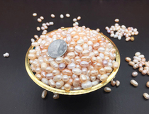 Boutique small pearl for Manza seven Gems collection of seven gems 50 grams 6-7mm