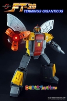 FansToys FT-20A+B FT20B transformers third party Omega and a full set of spot