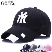 5f7b598e3f87 Hat Men Korean wild baseball cap spring soft top cap summer outdoor leisure  sun hat youth