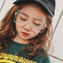 good88 childrens personalized stage glasses girl big frame photo decoration sunglasses boys and girls catwalk sunglasses tide