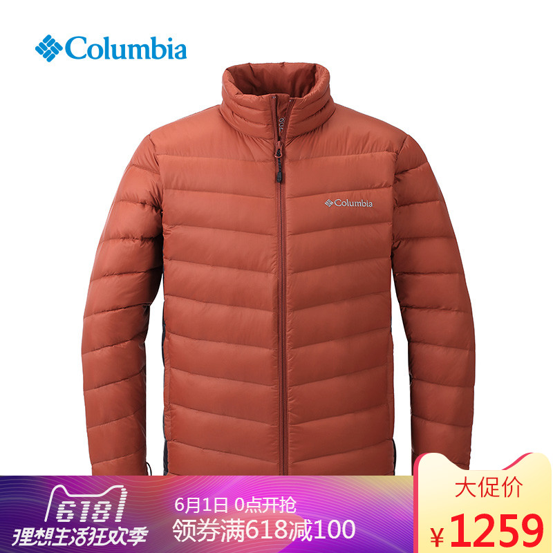 [Classic] Columbia Colombia outdoor men's 700 canopy thermal down jacket PM5994 [Classic] Columbia Colombia outdoor men's 700 canopy thermal down jacket PM5994