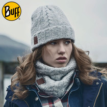 Spanish buff Knit series winter and autumn wind and air ventilation outdoor sports cap scarf