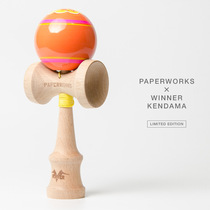 Paperworks X WINNER] LOLLIPOP Kendama Sword Ball cooperation