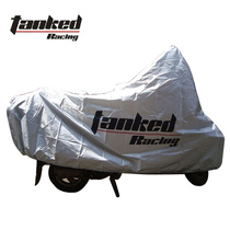 Tanked Racing motorcycle Hood Electric vehicle anti-ultraviolet car cover car clothes sunscreen dust-proof rainproof cover