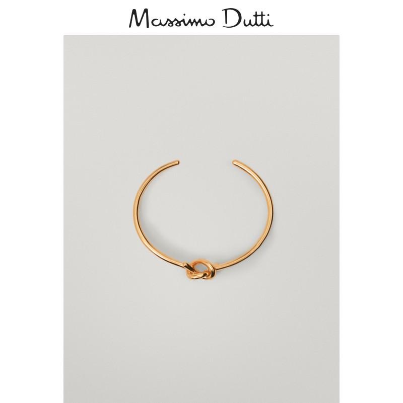 Массимо Дутти Аксессуары позолоченные узлы женской моды Браслет 04603970303.