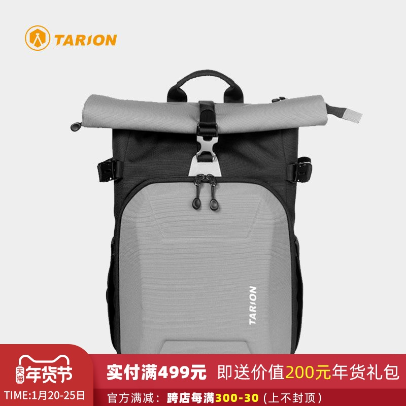 TARION German one-eye camera bag shoulder professional multi-functional high-capacity Canon photography bag 揹 bag