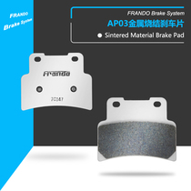Frando AP03 Brake Pads for Kymco Rowing Xiciting S400
