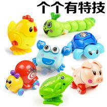 Детские детские игрушки для малышей заводные игрушки для девочек маленькие животные лягушки игрушки оптом 0-1-2 недели