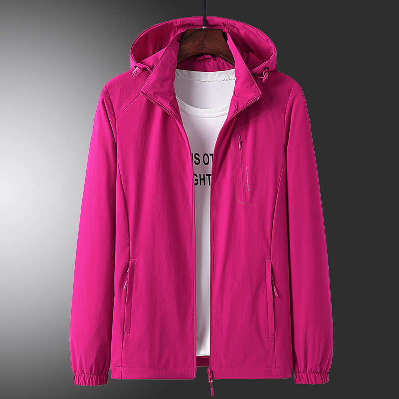 Outdoor brand stormwear women plus-down plus thick dry clothes mother installed large yards warm jacket autumn and winter climbing suit men