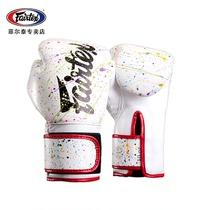 Fairtex feitai gants de boxe BGV14PT boxe Sanda thaï poignet de boxe rallongé sac de sable dentraînement