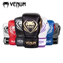Gants de boxe VENUM VENUM VENUM poison gants de boxe combat Sanda homme et femme adulte thaï boxe sac de sable formation spéciale