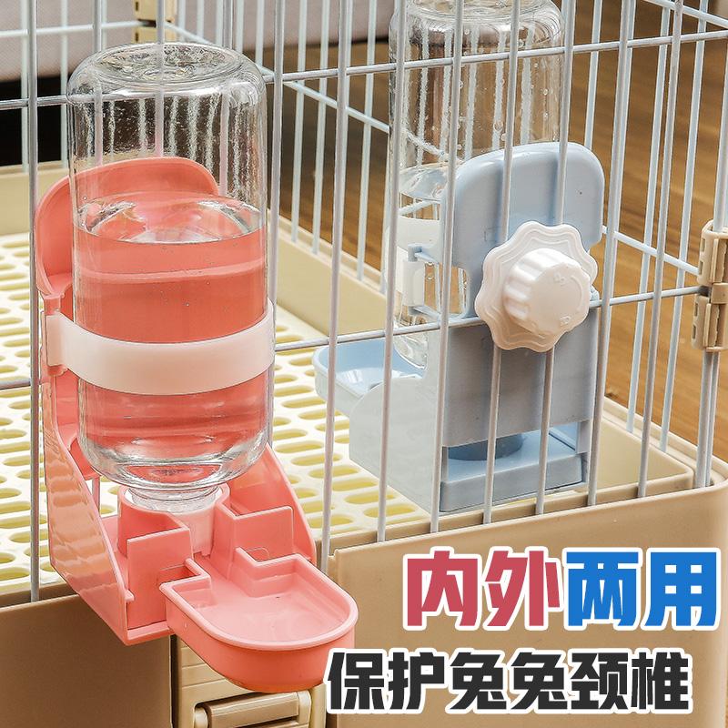 Кролик чайник питьевой воды автоматически кормить воду шариковой воды чаши поставок Dragon Cat голландских свиней большой емкости посвященный