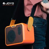 JOYO guitar sound ballads sing electric mussbeth drum instrument speakers charging portable mini speakers