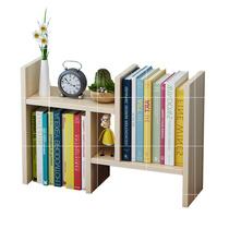 Simple and easy desk bookcase bookshelf shelf students