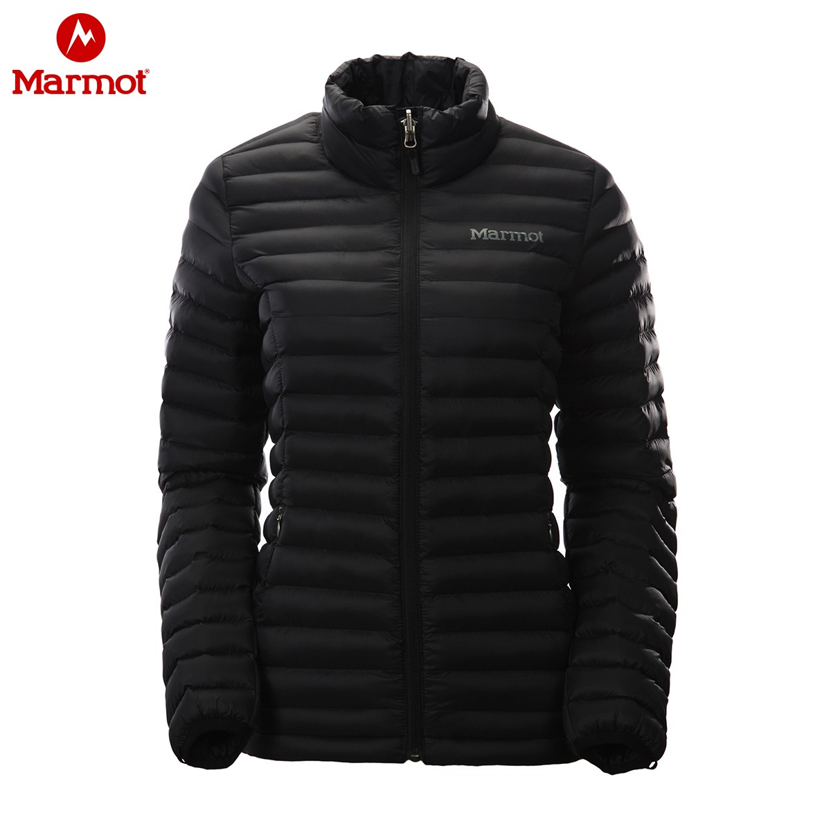 Marmot earthworm autumn winter new outdoor casual air-proof breathable lady new sherry cotton clothing warm jacket