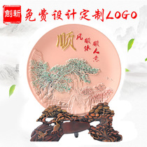 Will sell gifts charcoal carving activated charcoal disc living room compartment decoration 192 spray dishes