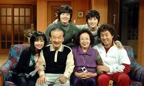 004 Funny family Korean drama G classic series can be ordered to U disk 170 episodes