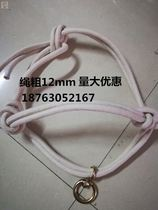Not a new version of the cow dragon set 繮 set of cattle rope cattle cage head bolt cattle rope cattle supplies tied to the cows tap set