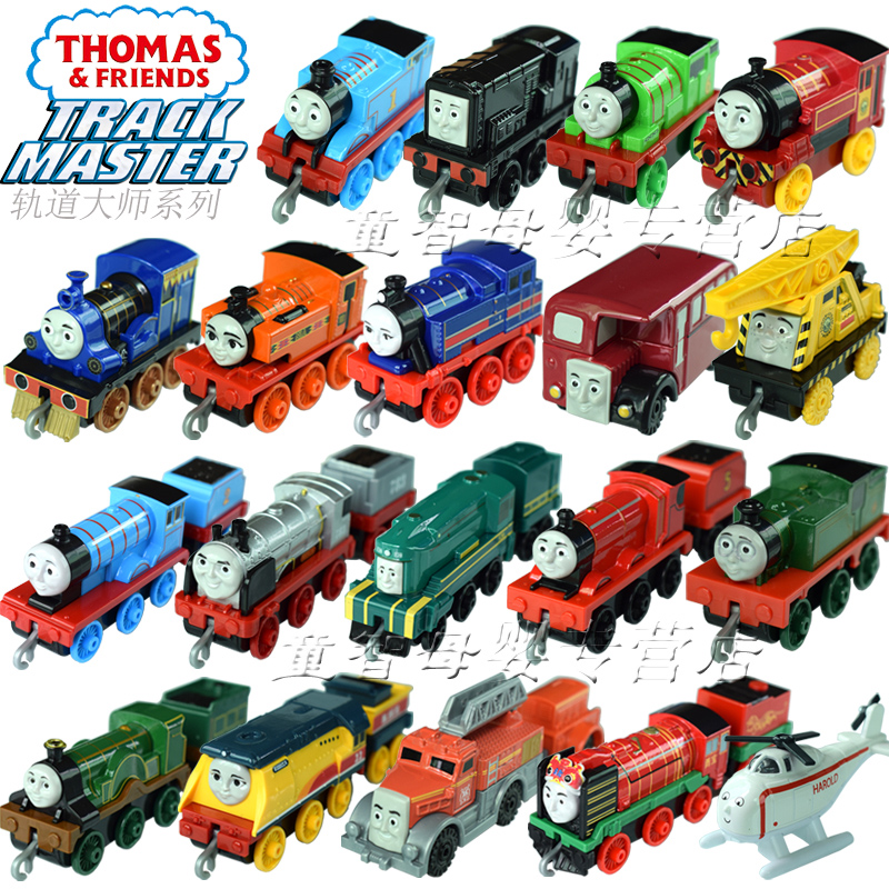 Thomas and Friends'Alloy Train Toy GHV26 Merlin Rebecca Red Menia Emily