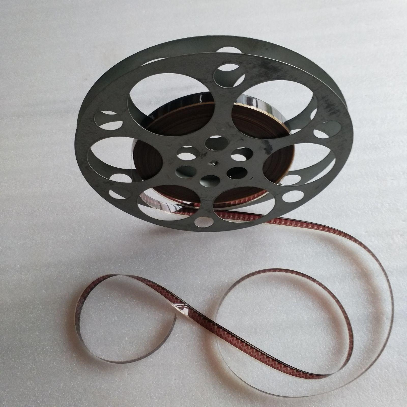 16 mm movie negative movie copy movie projector film clip disc film prop decoration
