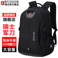 Swiss Army Knife Rego Shoulder Backpack