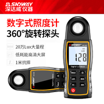 Deep Dawei Digital Luminometer SW-582 Photometer Photometer Accuracy Luminometer Photometer Photometer