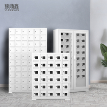 Yu Ding Xin mobile phone storage cabinet military mobile phone charging cabinet Company Staff mobile phone Cabinet meeting room School Shield cabinet