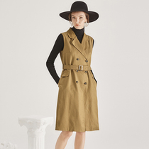 Oz special blonde commuter high waist linen spring jacket