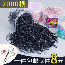 Корейская версия небольшой резинки женский 髮 веревку 髮 кольцо корейской кожаной головой веревку мило Мори женский одно время черная тиара