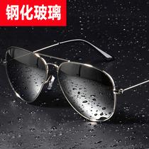 Стеклянные солнцезащитные очки мужские жабьи очки женские вождения специальные рыболовные модные солнцезащитные очки мужские солнцезащитные очки мужские солнцезащитные очки мужские приливы