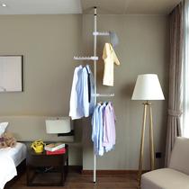 Stand debout cintre étage Chambre Maison économique Vêtements rack Porte-manteau cintre rack simple