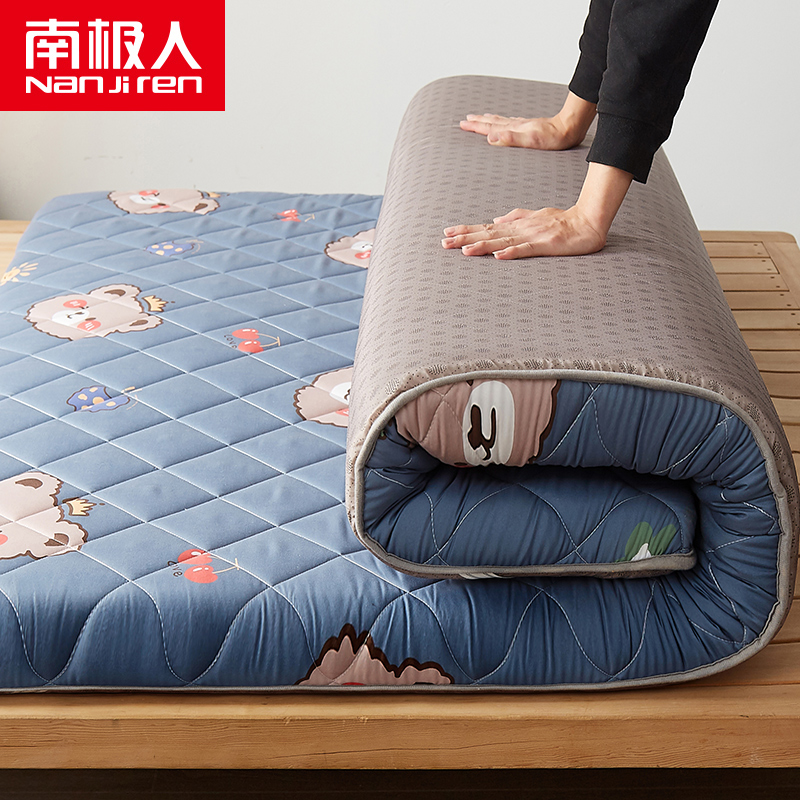 Mattress upshot home thick tatami dormitory single student sponge mat bed mat bed is dedicated to the tweezers rental