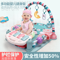 Pedal piano fitness rack baby toys 0-1 years old newborn children male baby girl 3-6-12 months 0 puzzle