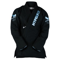 Hyperfly JudoFly X 2 black Brazilian judo race tracksuit spot on the day