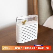 Dehumidification box Home bedroom wardrobe shoe cabinet cabinet body can cycle moisture-absorbing small mini dehumidifier dryer.